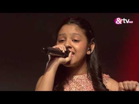 Srishti Rawat - Khwahishein - Liveshows - Episode 18 - The Voice India Kids