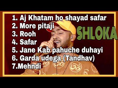 All raps MTV Hustle by pure hindi rapper  shloka from Bihar   All raps of shloka   mtv hustle rapper