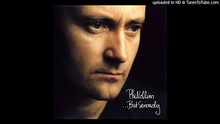 Phil Collins - I Wish It Would Rain Down (1990 Rehearsal)