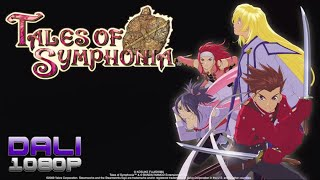 Tales Of Symphonia PC Gameplay 1080p