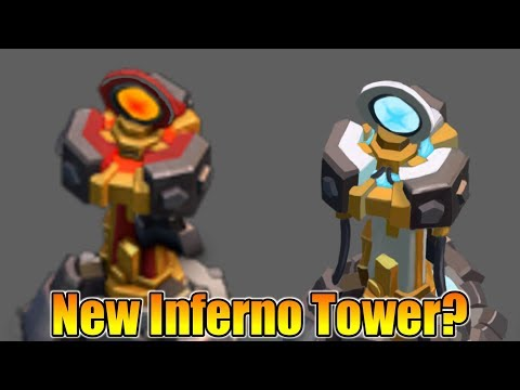 Reddit AMA : New Inferno Tower Design | Clan Name Change Update | And Much More