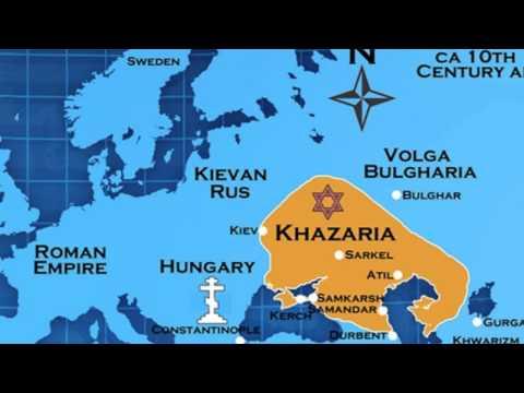 Le canular historique le plus cruel : Les Khazars sémites