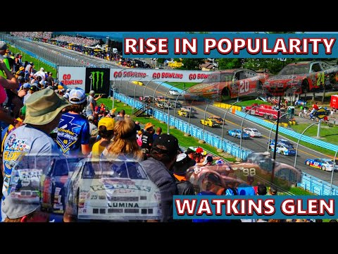 RISE In Popularity: NASCAR At Watkins Glen