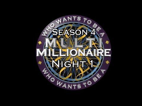 TRN Who Wants To Be A Multi-Millionaire Season 4 Premiere