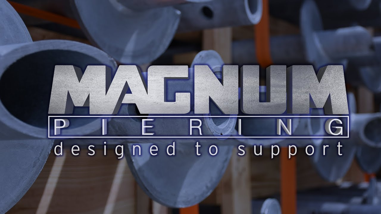 Magnum Piering - Foundation And Helical Product ManufacturingMagnum