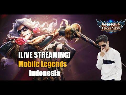 [Live] Giveaway Tiap Minggu Guys :D  - Mobile Legends #1