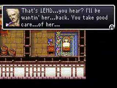 Final Fantasy II DOS Important Cutscene 2