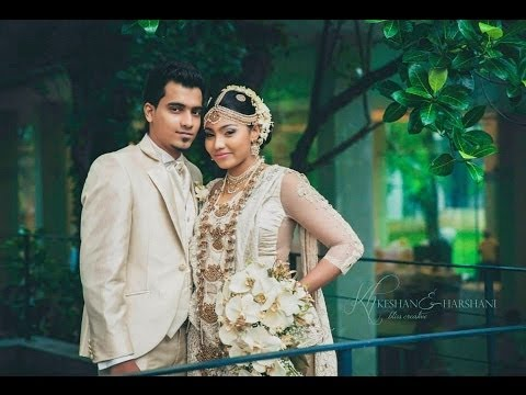 Dream Star Keshan Shashindra wedding