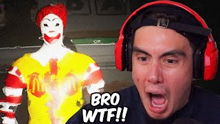 MCDONALDS HITS DIFFERENT WHEN RONALDS TRYING TO TURN YOU INTO A HAPPY MEAL | Free Random Games
