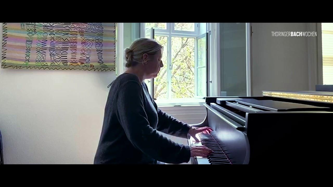 Ragna Schirmer / Variatio 9. Canone alla Terza. a 1 Clav. / GOLDBERG - eine Variation zur Nacht