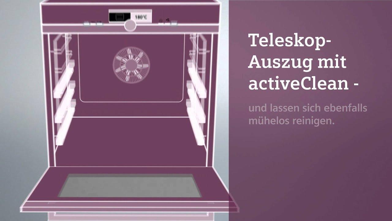 Activeclean Siemens Kuechen Berlin Brandenburg Youtube