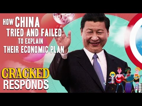 How China's Government Just Proved The Future Will Be Insane - Cracked Responds
