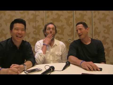 Reggie Lee, Silas Weir Mitchell, Sasha Roiz talk GRIMM season 6