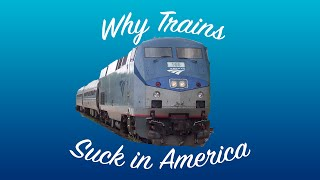 Repeat youtube video Why Trains Suck in America