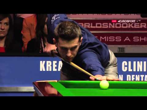 Snooker. Gdynia Open 2016. Final. Selby-Gould