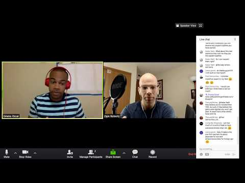 Kindle Self Publishing Question & Answer with Emeka and Dale