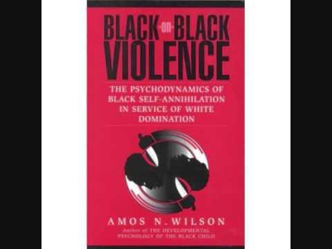 Amos N. Wilson | Black-on-Black Violence