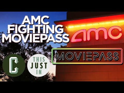 AMC Theatres Fights Back Against Cheaper MoviePass | Collider News