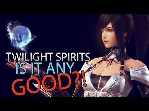 Twilight Spirits First Look - Is This New MMORPG Any Good?