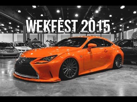 Wekfest Florida 2015 (4K) | XN WORKS