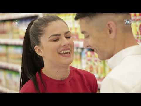 Hell's Kitchen 2 - Kristina manipulon Selmanin për të blerë produkte me buxhetin e djemve,për vajzat