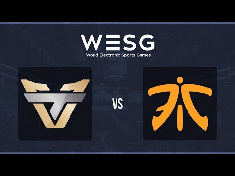 WESG 2017 World Finals - Team oNe vs. Fnatic (Mapa 1 - Mirage) - Narração PT-BR