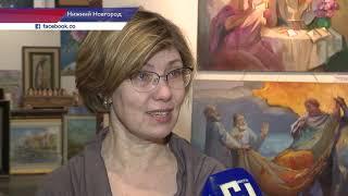 Выставка пермских художников «Счастье не за горами» открылась в галерее «Луна»