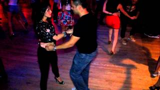 Joel D. & Shani Talmor at Club Cache: Social Dancing on the New York Salsa Scene (7/26/12)
