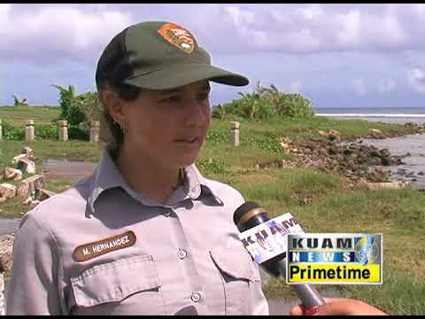 Woman creates Keep Guam Beautiful initiative