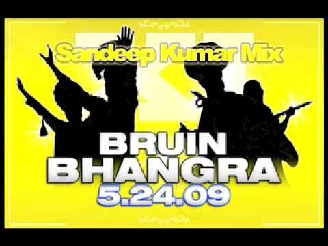 Sandeep Kumar - Bruin Bhangra 2009 Mix (part 4 of 4)