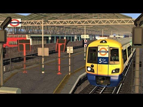 Train Simulator 2017: Class 378 Watford-Euston DC Lines