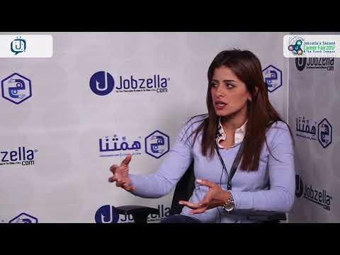 Jobzella TV Interview with Sandy Farid - HR Business Partner At Majid al Futtaim