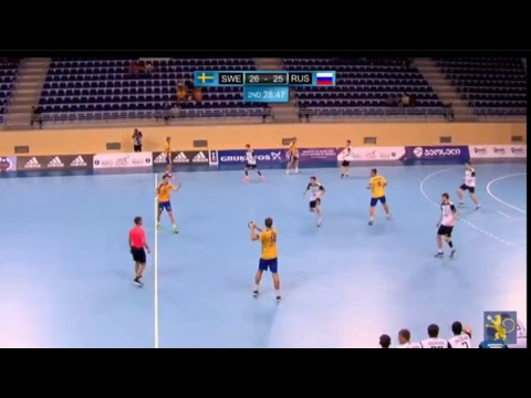 Sweden - Russia (5th Place) IHF Men