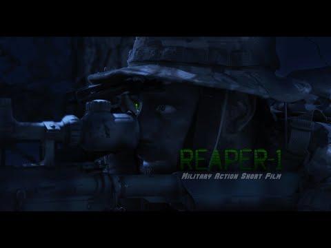 Reaper 1 - Military Action Short Film