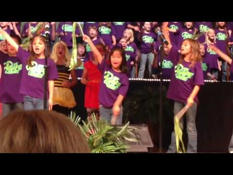 FBC Sev Music Camp 2014 - Alyssa Narrator Part 2
