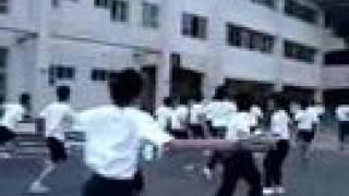 H19 武高文化祭 3の1(男クラ)映像作品