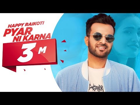 Happy Raikoti  Pyar Ni Karna Official Video  Latest Songs 2020  Speed Records