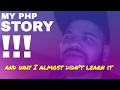 My PHP Developer Story