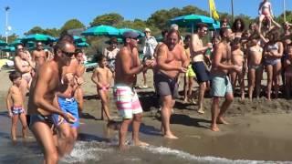 Camping Maremma Sans Souci 2016: Gara delle Uova !!