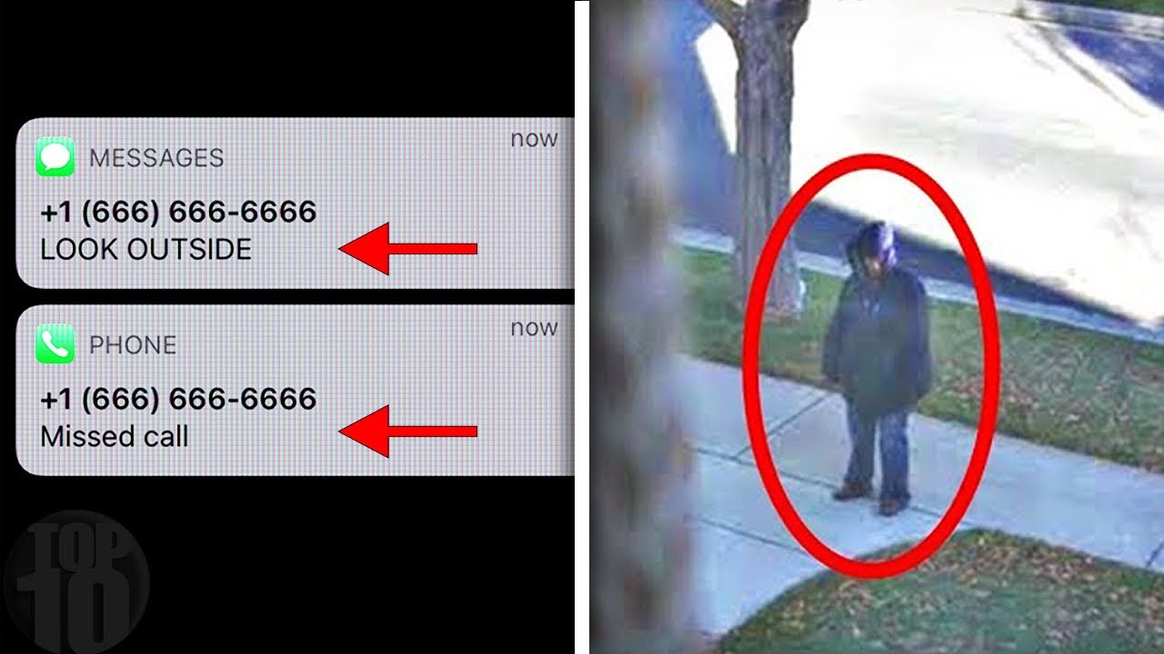 Scariest REAL Phone Calls Ever Recorded