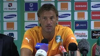 Ivory Coast football coach says team must remain