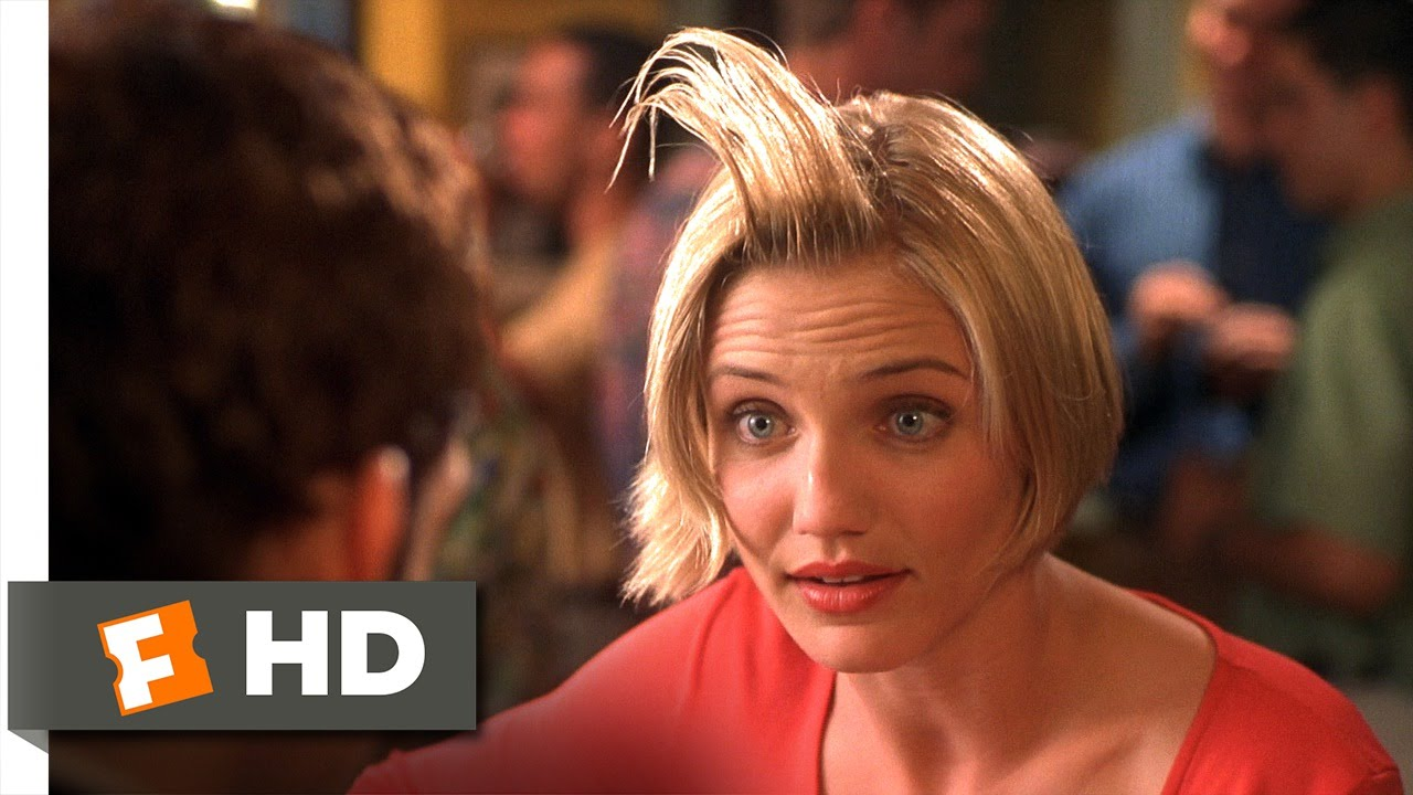 There S Something About Mary 2 5 Movie Clip Hair Gel 1998 Hd Youtube