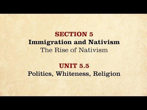 MOOC | Politics, Whiteness, Religion | The Civil War and Reconstruction, 1850-1861 | 1.5.5