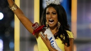 Indian-American Wins Miss America, Slammed as