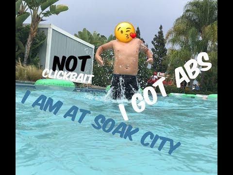 FUN DAY AT **Soak City**