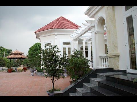 Biệt thự vườn đẹp ngất ngay giữa lòng Sài Gòn