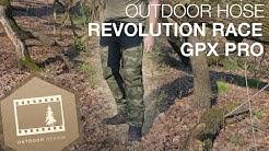 Revolution Race GPx Pro Outdoor Hose (Review deutsch/german)