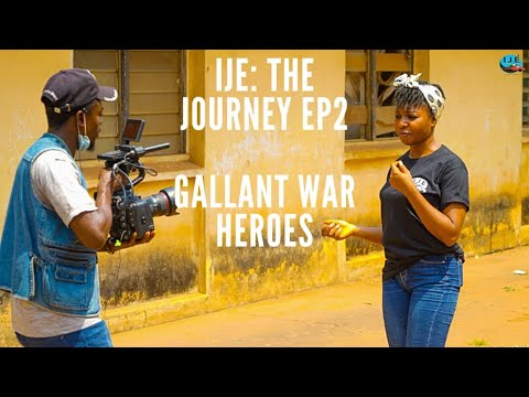 Download Galant Biafra War Heroes Recount the war on IJE: The Journey with Nnenna Joseph EP 2
