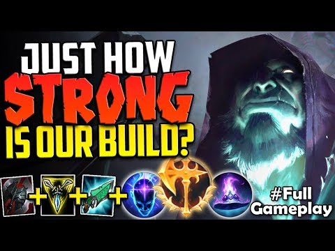 JUST HOW STRONG IS OUR YORICK BUILD?   Conqueror Yorick vs Sion TOP RANKED SEASON 8 Gameplay