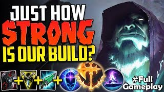 JUST HOW STRONG IS OUR YORICK BUILD? | Conqueror Yorick vs Sion TOP RANKED SEASON 8 Gameplay